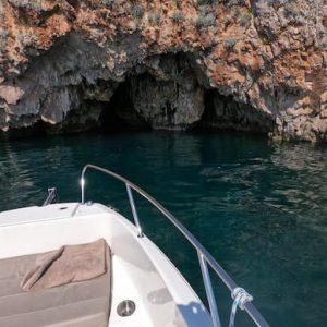 Blue Cave Boat Tour