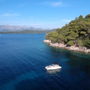 Dubrovnik - Hvar Boat Transfer with Quicksilver 675 speedboat