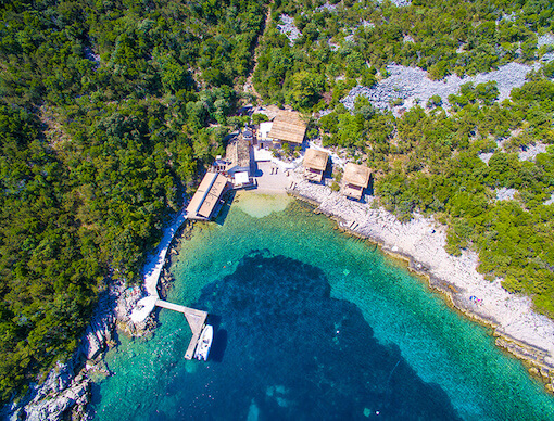Elaphiti Islands Phantom Yacht