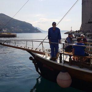 Dubrovnik Islands - Traditional Galleon