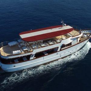 elaphiti islands event yacht dubrovnik